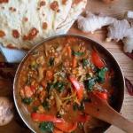 Curry z kurczakiem i socz...