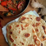 Chlebek Naan / Homemade...