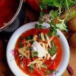 Meksykańska zupa z...