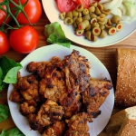 Shawarma z kurczaka /...