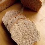 Chleb polrazowy / Half Wh...