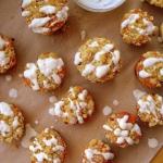 Muffinki z dzemem i krusz...