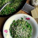 Zielone risotto / Green...