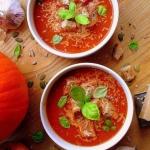 Kremowa zupa z dyni i...