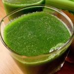 Zielony koktajl z kiwi i...
