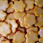 Cytrynowe ciasteczka