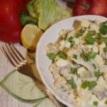Salatka sledziowa – ide...