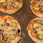 Pyszne pizzerinki