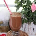 Zdrowy koktajl czekoladow...