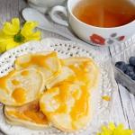 Mini placuszki z mango