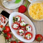 Nadziewane pomidorki –...