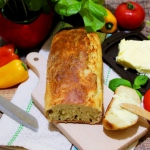 Prosty domowy chlebek
