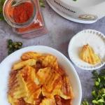 Domowe chipsy paprykowe