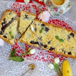 Tarta wiśniowo-bananowa...