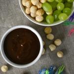 Fondue czekoladowo-orzech...