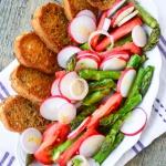 Wiosenna salatka