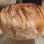 Chleb z gara w 2h