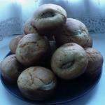 Proste muffinki z bananem