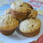 Muffinki z kawałkami...