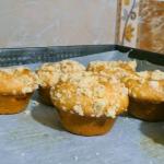 Muffinki z kruszonką i...