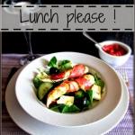 Salata wiosenna z zakreco...