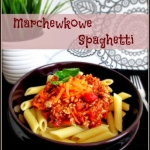 Wloskie spaghetti bologne...