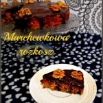 Ciasto marchewkowe z orze...
