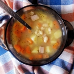 Błyskawiczna zupa...