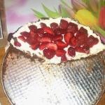 Tarta na ciastkach czekol...