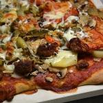 Pizza chlopska