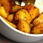 Pieczone ziemniaki z piep...