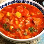 Pomidorowy kapusniak z fa...