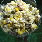 Salatka ryzowa z tunczyki...