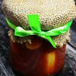 Ogórki w pomidorach...