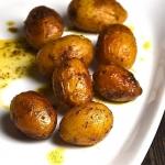 Pieczone ziemniaki w mund...