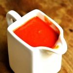 Sos paprykowo-pomidorowy...