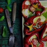 Pomidorki zapiekane w...