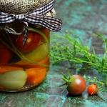 Pomidorki w słodkiej...