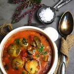 Jesienna zupa pomidorowa