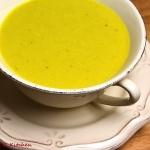 Kremowa zupa curry z sele...