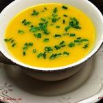 Zupa krem z kabaczka