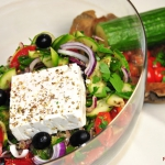 Horiatiki – salatka gre...
