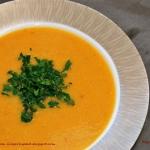 Zupa krem z pieczonych...