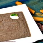Zupa krem z pieczarek