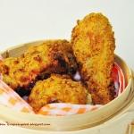 Pikantny pieczony kurczak