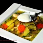 Zupa ogórkowa wg Pascala