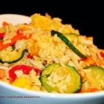 Ryz z mango