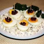 Salatka sledziowa z korec...