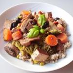 Tofu stir-fry, Zielona Ba...
