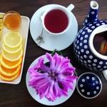 Aromatyczna herbata na zi...